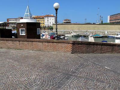 Canale dei Francesi, Frenchmen's Canal, Scali Cialdini, Livorno