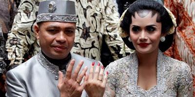 Pernikahan KD Raul Lemos
