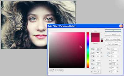 How to Apply Lipstick to your Photograph using Photoshop