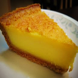 Christmas Desserts on Egg Custard Pie Dessert Recipes Is One Of The Most Welcomed Desserts