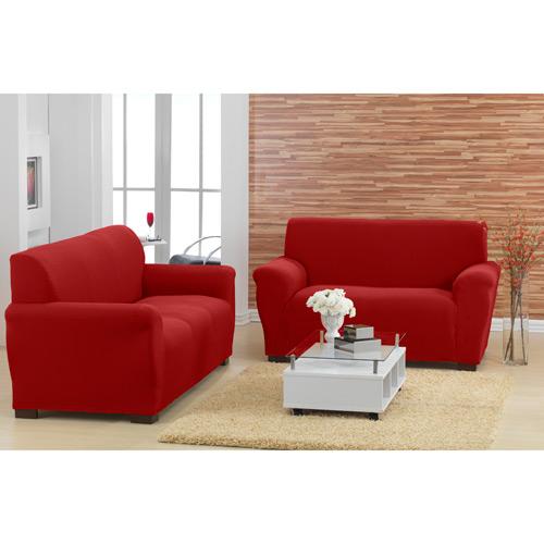 Sala De Tv Com Sofa Vermelho ~ Tudo Fácil e Rápido Sofá Vermelho