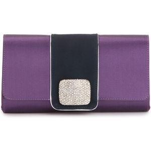 violet wallets