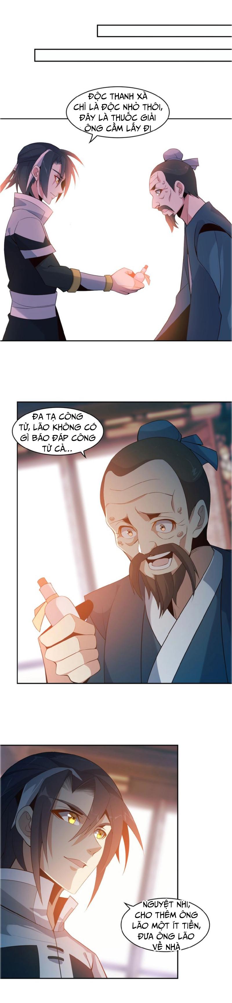 Thôn Phệ Một Thế Giới Tu Tiên: Chapter 7