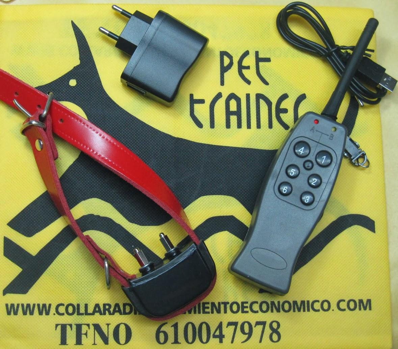 PET TRAINER  Nº2 PLUS RECARG (SIMPLE) 50€