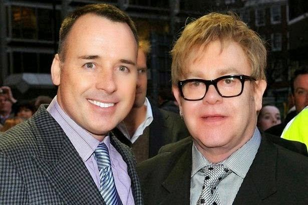 Gays Famosos Assumidos - Elton John