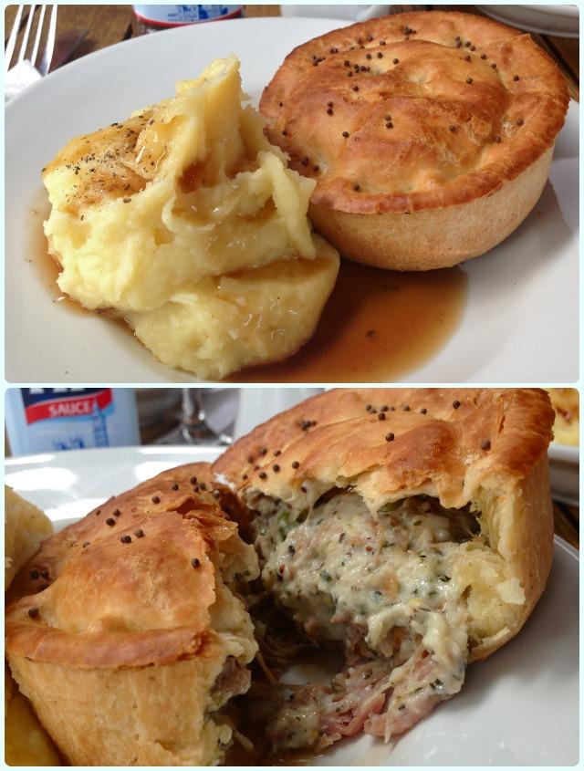 Pi Chorlton - Peahock Pie