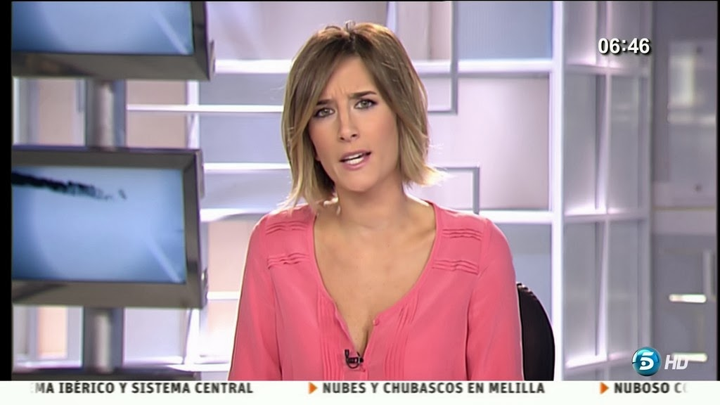 ANE IBARZABAL, INFORMATIVOS TELECINCO (14.11.13)
