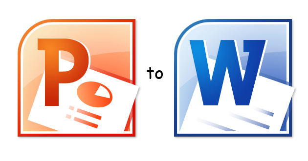 3 methods to convert powerpoint to word ppt garden