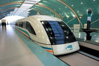 Maglev: trem por levitação magnética
