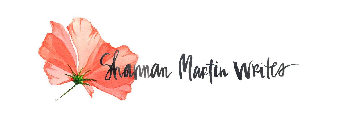 Shannan Martin Writes