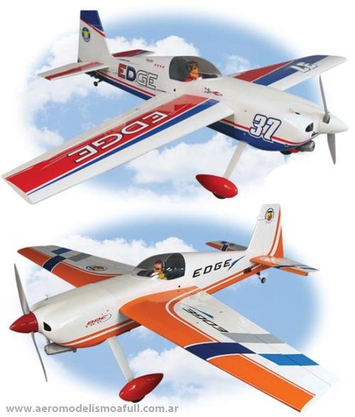 Edge's 540 de Phoenix Models