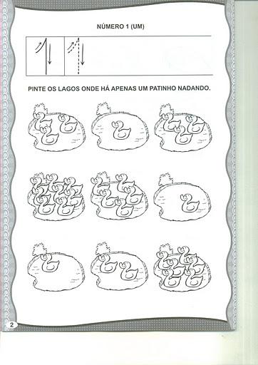 casa do abc atividades com os numerais de 0 a 9