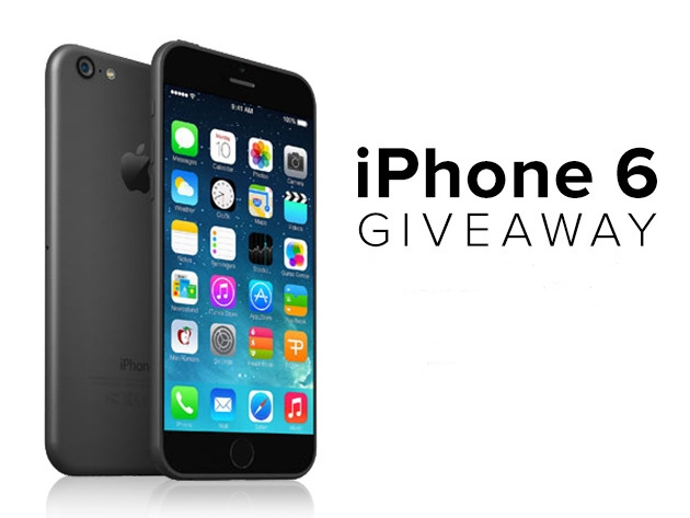 Iphone giveaway free