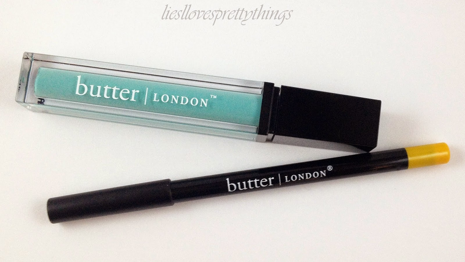 butter LONDON Summer 2014 Lolly Brights-- WINK Mascara and Eye Pencil