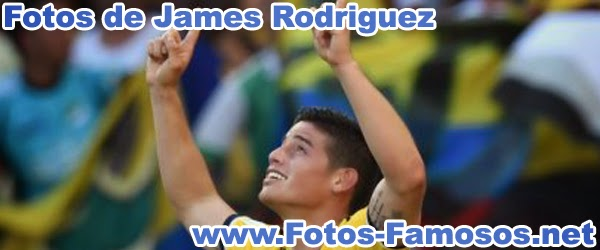 Fotos de James Rodriguez