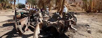 اليمن بين القاعدة وضربات الطائرات بدون طيار .. جرائم ضد الانسانية وانتهاك للسيادة مدفوع الأجر
