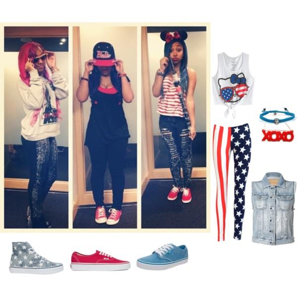 Одежда В Стиле Swag