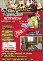 Bufet Ramadhan / Ramadan Buffet 2013 - Hotel Sentral Johor Bahru