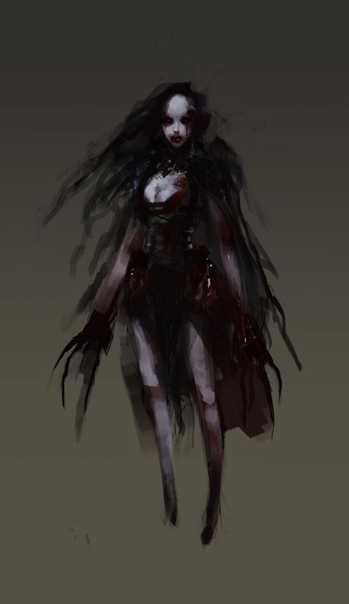 Teen Challenge 137: Vampire