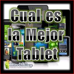 Las 10 Mejores Tablets del 2013