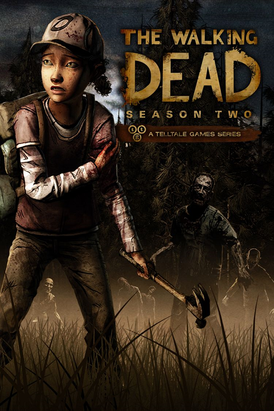The walking dead season 2 Episode 1 PC cover
