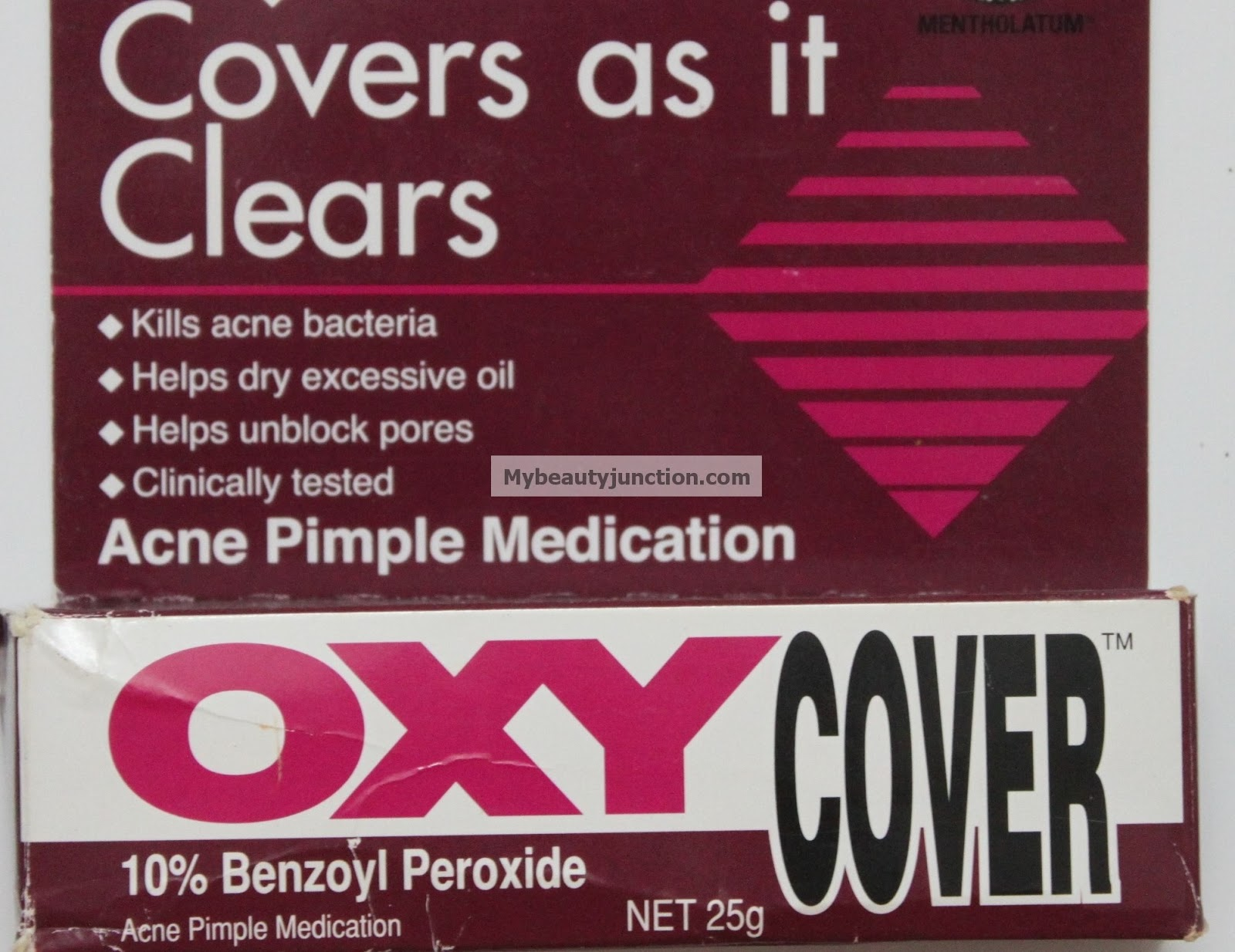 Acne treatment with benzoyl peroxide and Oxy 10 review