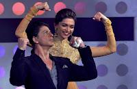 SRK-Deepika promote 'Chennai Express' on Madhubala - Ek Ishq Ek Junoon