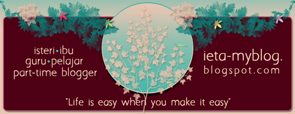 biege header, teal header, quotes header, life is easy when you make it easy, vintage flower header, vintage floral header, fall season header