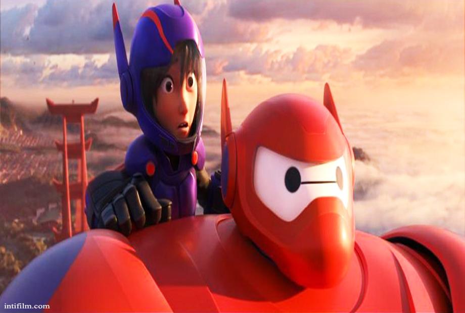 Sinopsis Lengkap Big Hero 6