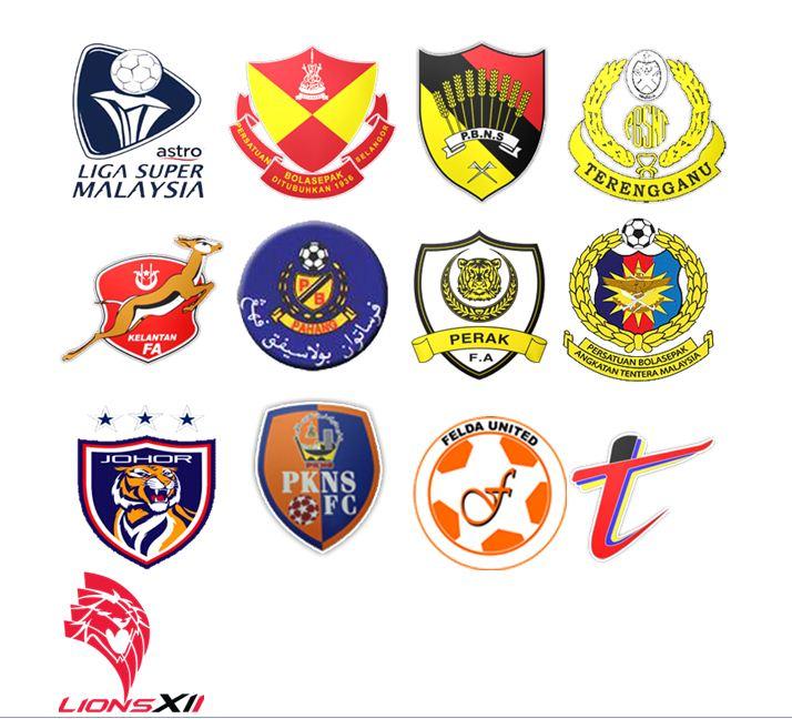 Malaysia Super League Logo Logo Patch For Super League