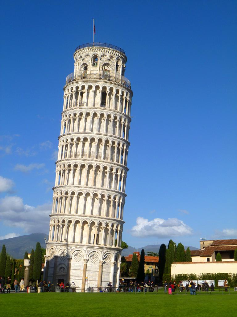 World wondering preview the tower of pisa - Leaning tower of pisa ...
