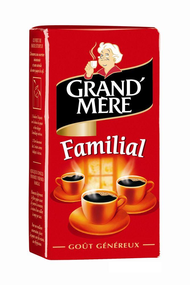 Paquet De Cafe Grand Mere