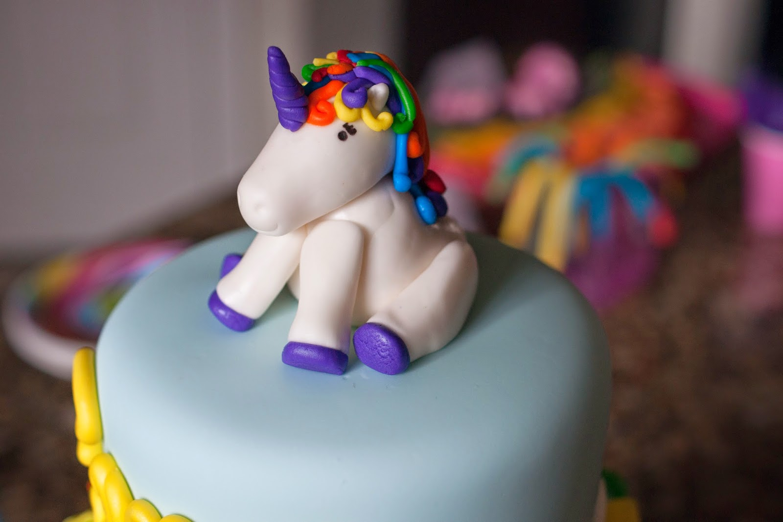 The Sweatman Family Emma 39 s 4th Birthday Unicorn Party