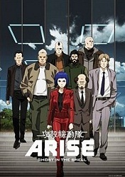 Hồn Ma Sống Dậy 1 - Ghost in the Shell Arise - Border 1: Ghost Pain