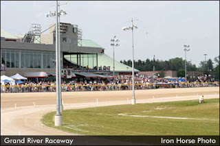 Massive Takeout Reductions at Grand River Raceway