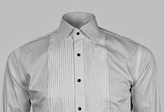 Andrew McAllister, Camisa blanca, camisas, Camisas-hombre.es, elegancia, Fin de Año, menswear, Nochevieja, style, gentleman, dandy, cuello mao,