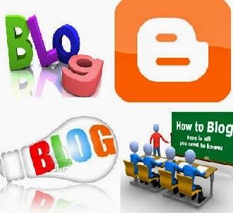 Membuat Blog Baru