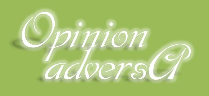 Opinión Adversa