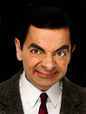 Mr+Bean+caras+graciosas+dibujo Imagenes y Fotos chistosas de Mr Bean...