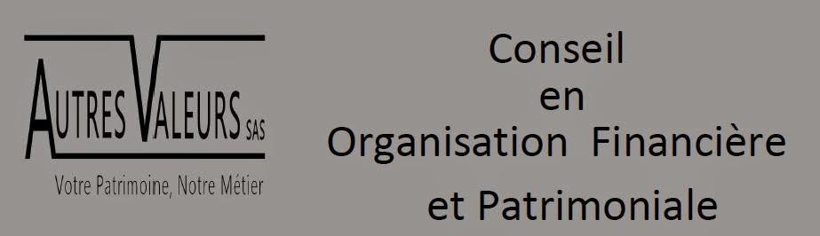 Conseil en Organisation financière et Patrimoniale