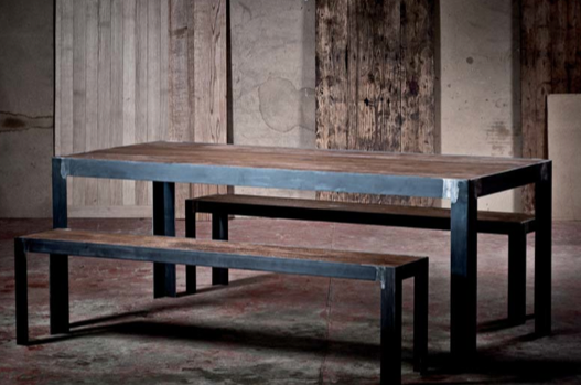 alix d reynis le mobilier du stand d 39 alix d reynis sur maison et objet. Black Bedroom Furniture Sets. Home Design Ideas