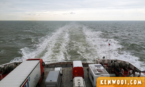 english channel cruise
