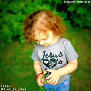 The Talking Shirt, Christian clothing, inspirational clothing, inspirational messages, toddler clothing, christian clothing for kids