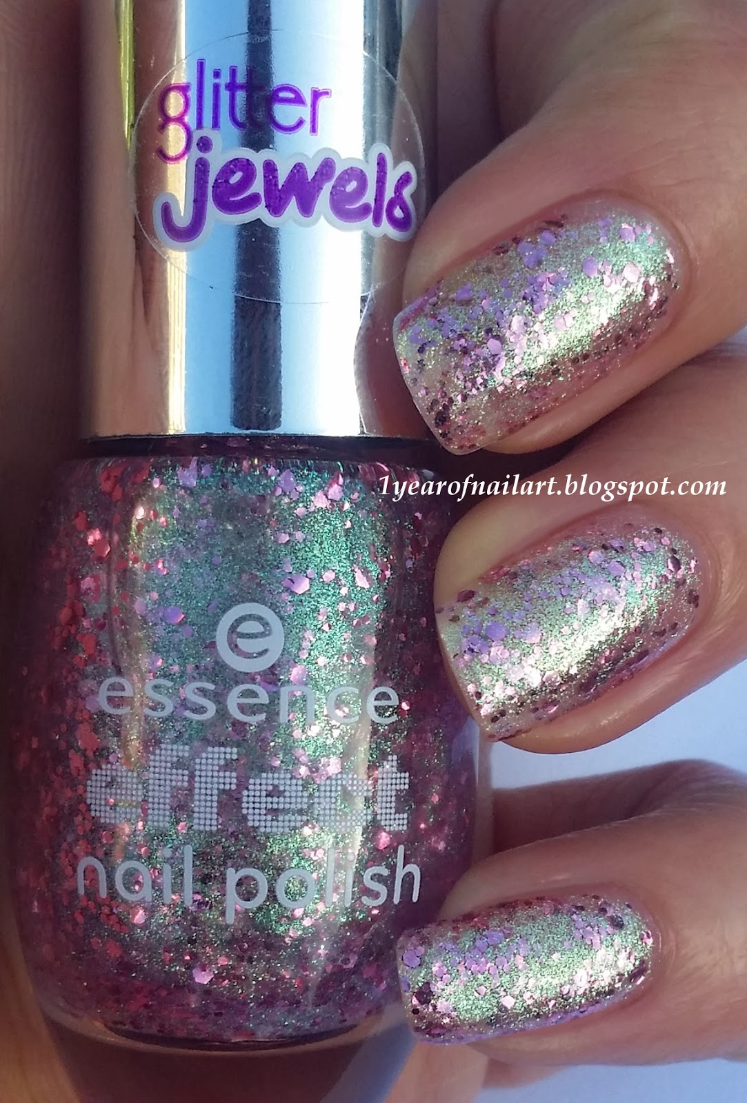 365+ days of nail art: Swatches and review Essence effect ...