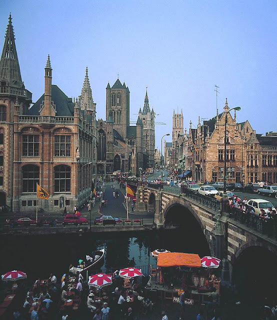 Ghent -  Belgium