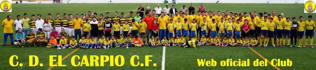 EL CARPIO C.F.