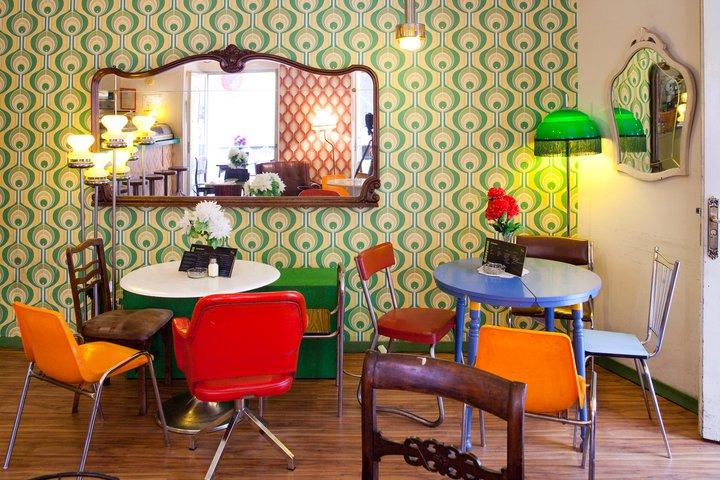 Lolina vintage store the deco soul - Como decorar un bar pequeno ...