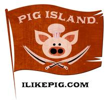 Pig Island 2015 Logo