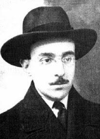 Meu querido Fernando Pessoa.