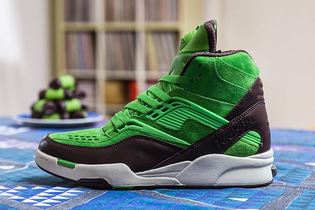 "Reebok Pump Twilight Zone x Sneakersnstuff ""Punschrulle"""